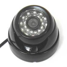 800TVL CMOS Color IR CUT 24 LEDs CCTV Security Camera Outdoor Dome Home