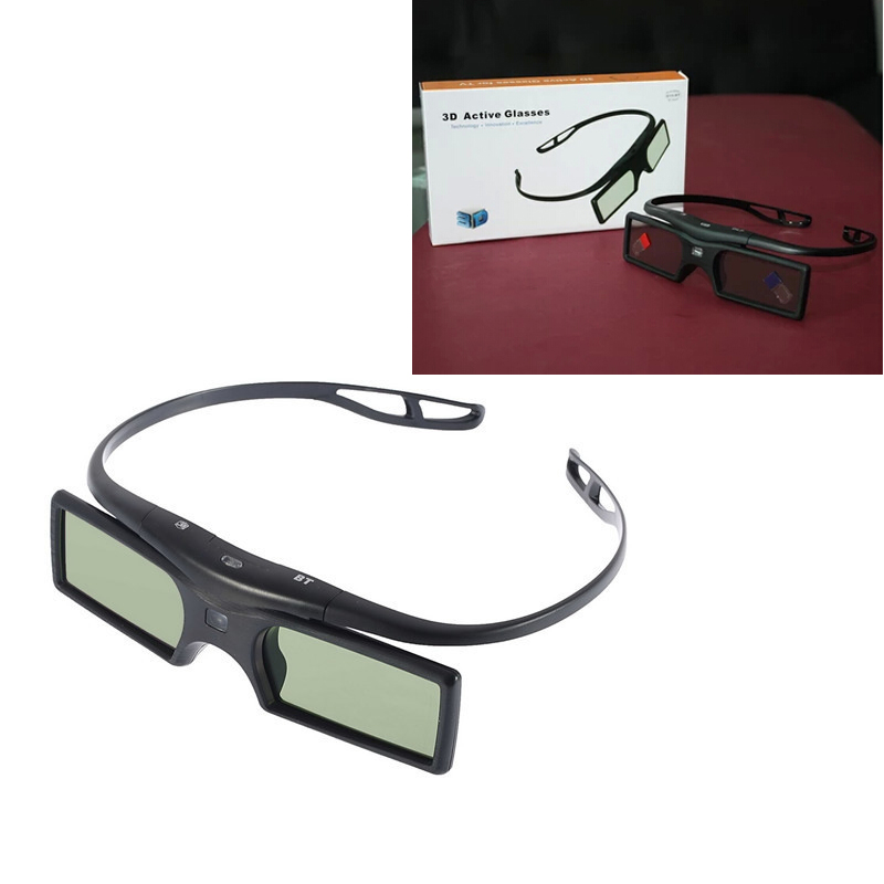 Galleria fotografica 5 pcs/lot G15-bt 3D Bluetooth Lunettes Actives pour Sony Samsung <font><b>Panasonic</b></font> Sharp 3d TV remplacement TDG-BT500A/GX21-T