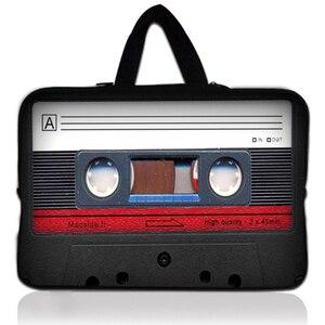 Image 2 - تخصيص النيوبرين حقيبة لابتوب جيب للجهاز اللوحي الحقيبة للمحمول حقيبة حاسوب 10 12 13 15 13.3 15.4 17.3 ل ماك بوك باد N2 Y1