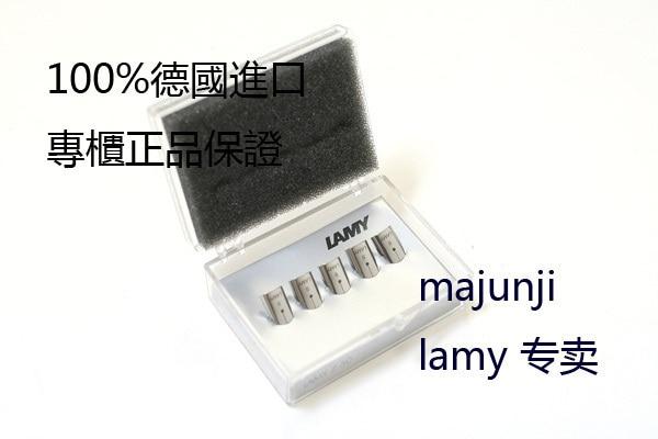 Lamy z50 silver nib s for af ari al-star joy logo cp1 fountain pen