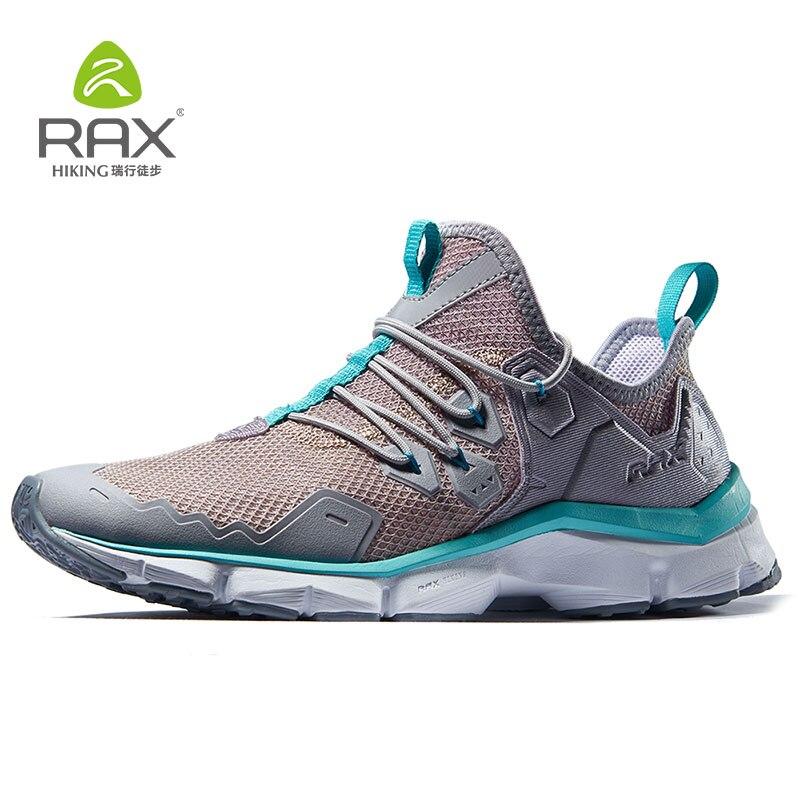 RAX мужчины легкий Подножка обувь для Весна Лето Открытый Спортивные кроссовки Мужская дышащая прогулочная обувь беговые кроссовки 448