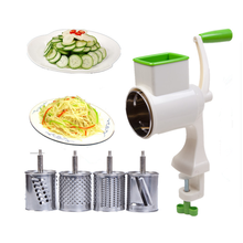 manual Vegetables Cutter mulfuctional Cutting Vegetable Potato Slicer Shredded Slices Practical Kitchen Tool Kitchen Accessories цена