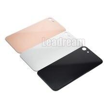 79accd461b3 100 unids/lote DHL gratis trasera de vidrio de puerta de la caja de la  batería reemplazo de la cubierta con adhesivo para iPhone.
