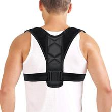 Back Clavicle Posture Corrector Spine Back Shoulder Lumbar Support Belt Corset Correction Orthopedic Brace Prevents Slouching недорого