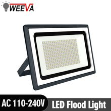 LED Spotlight Outdoor Lighting Projector Reflector Wall Lamp 220V Garden Square LED Flood Light 10W 20W 30W 50W 100W Floodlight(China)