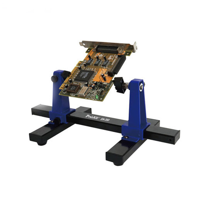 Image 3 - SN 390 Universal Adjustable Circuit Board Clamp PCB Holder Fixture Soldering Auxiliary Clamp For Mile Chips Motherboard Repair-in Tool Parts from Tools