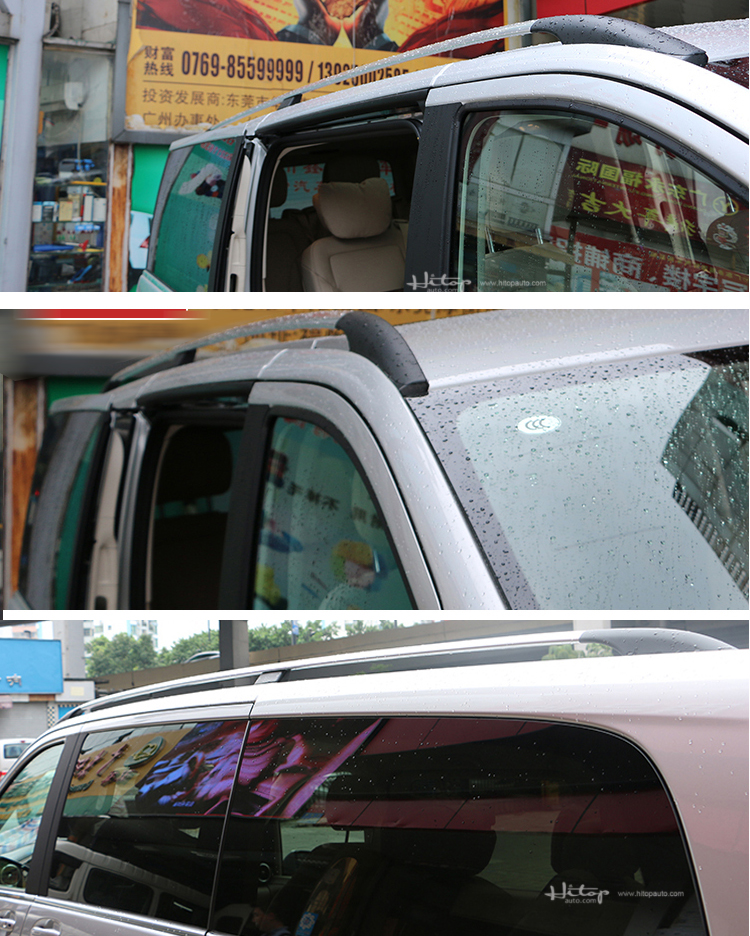 Fit for VITO V-class V260 V260L 2016-2018.roof rack roof rail roof bar,2pcs/set,excellent aviation aluminum,Asia free shipping.