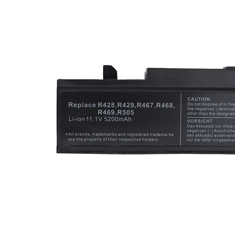 GZSM Laptop Battery R428 for SAMSUNG R580 R540 R530 R429 R520 R522 R528 R420 R425 R780 R525 AA PB9NC6B AA PB9NS6B battery in Laptop Batteries from Computer Office