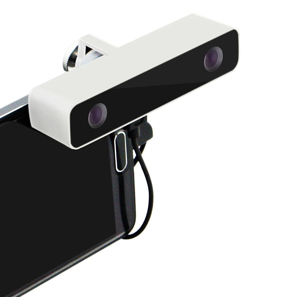 elp mini micro usb hd dual lens virtual reality 3d vr video camera portable 3d vr external. Black Bedroom Furniture Sets. Home Design Ideas