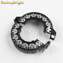 2pcs d1s d2s xenon adapter holder metal black hid bulb D1S D2S base free shipping