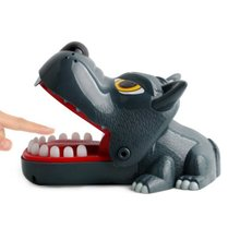 New Wolves Tiger Dog Jokes Mouth Dentist Bite Finger Game Joke Funny Toy Antistress Gift Kids Child Family Prank Toy table Games