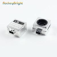 Rockeybright D1S адаптер для разрядной лампы высокой интенсивности ксеноновые лампы головного света воспламенитель автомобильные держатели ламп ...
