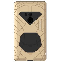 Luxury Outdoor Sports Army Tactical Shockproof Hard Metal Silicone Full Protection For Xiaomi Mi Mix Phone