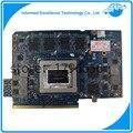 Venda quente para asus g75vv cartão vga placa de vídeo nvidia gtx 660 m 2 gb gddr5 n13e-gs1-lp-a1 chip 100% testado
