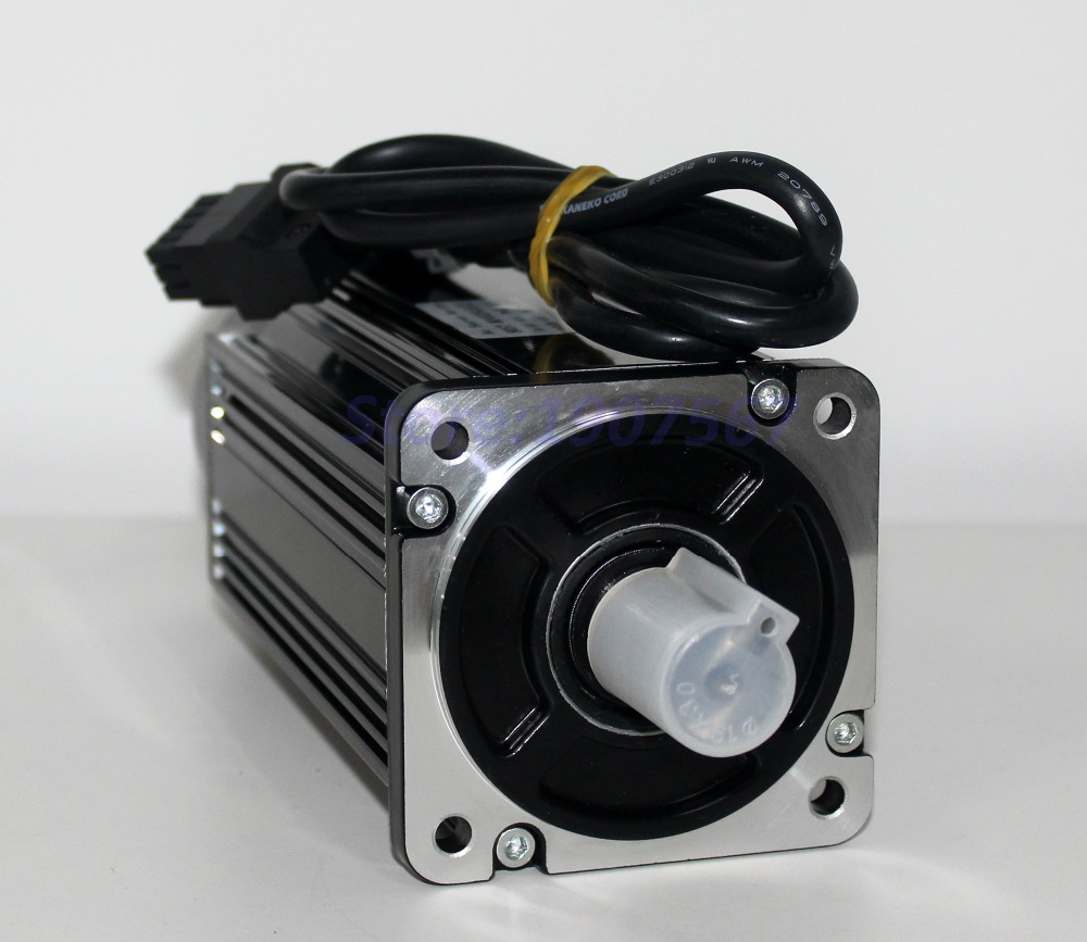 Hot Lichuan 1kw 80mm 4nm 2500rpm Servo Motor Cnc 80st M04025 Ac Drive Wiring Diagram As Well Matched Driver 3m Cable 220v Kit In From Home