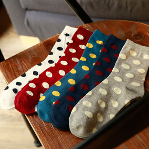 1 pair Women Loose Socks Autum