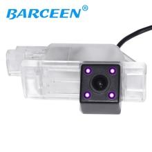 Ночное видение, Водонепроницаемая Автомобильная камера заднего вида для peugeot 301 308 408 508 для Citroen C5 C4 MG3 2010 11 12 13 14