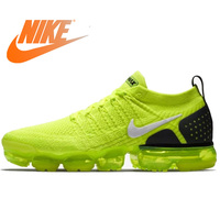 Original Authentic Nike Air VaporMax Men's Running Shoes Outdoor Sports Classic Breathable Sports Shoes 2019 New 942842 400