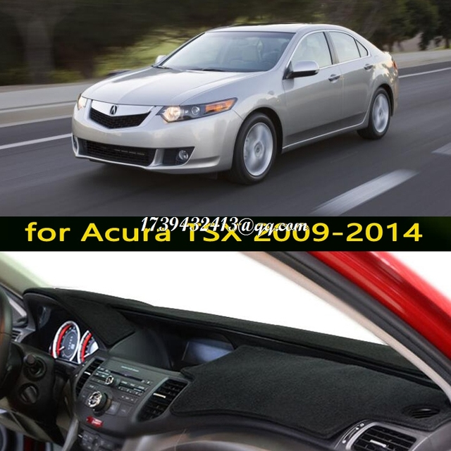 car dashmats car styling accessories dashboard cover for acura tsx rh aliexpress com 2010 Acura TSX Owner's Manual 2010 Acura TSX Repair Manual