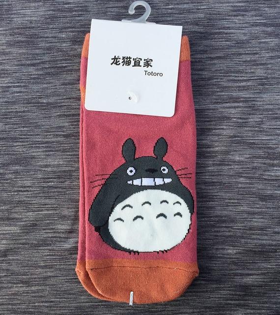 Носки с изображением Тоторо 3
