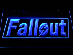 e088 Fallout Bar LED Neon Sign with On/Off Switch 20+ Colors 5 Sizes to choose