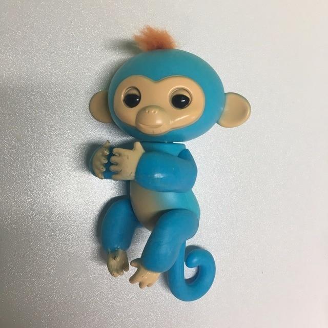 Finger Affe Halbe Intelligente Elektronische Haustiere Spielzeug