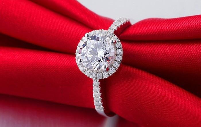 Por Engagement Ring Settings Fascinating Diamonds