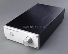 Weiliang Breeze Audio LM1875 Pure power amp HIFI EXQUIS classic hi-fi amplifier