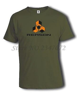 Grund Logo T-Shirt | Propellerheads | Hersteller | DJ | Techno | Kult | div. Farb männer sommer baumwolle t-shirts euro größe