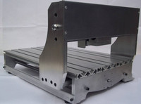 EU No Tax Milling Engraving Machine 3040Z DIY CNC Frame Lathe Kit With Ball Screw