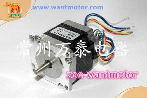 eu livre nema stepper motor57bygh440 13 impressora wantai impressora de eixo unico 177oz in 56mm
