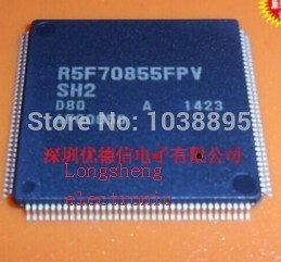 IC new original authentic free shipping R5F70855AD80FPV 144QFP 2pcs at89s52 24pu dip 40 at89s52 dip at89s52 24 programmable flash new and original ic free shipping