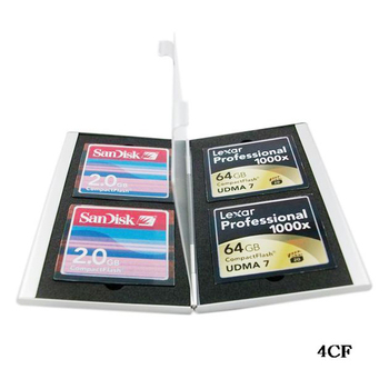 4 in 1 memory card case CF card holder