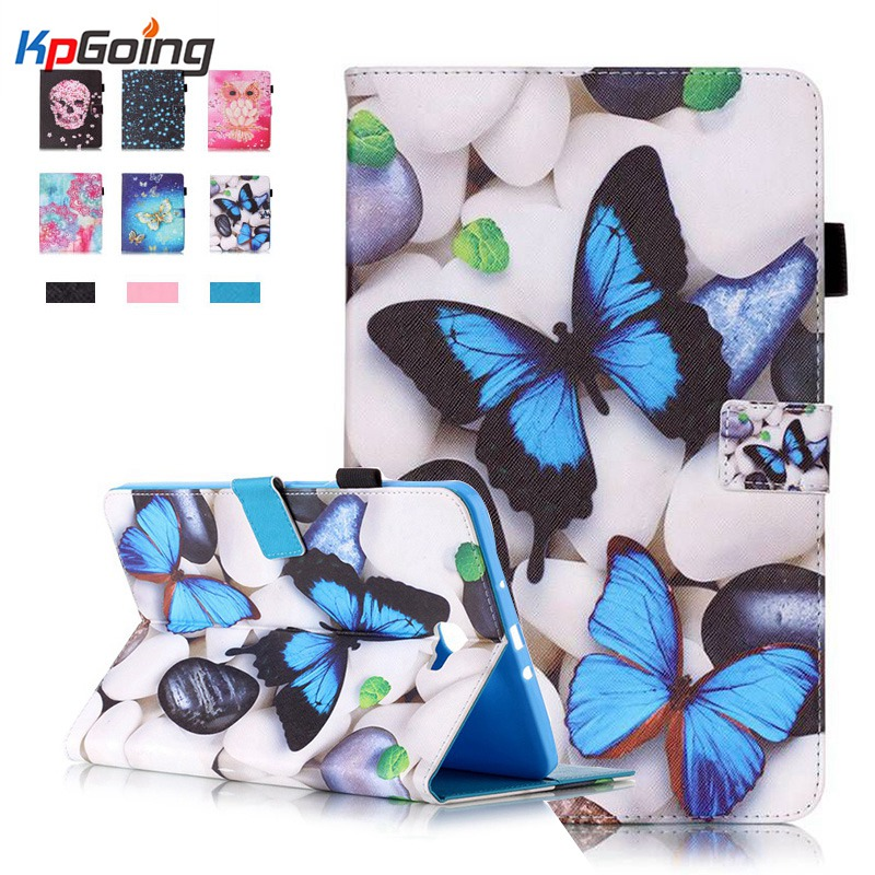 Tablet Case for Samsung Galaxy Tab S2 9.7 T810 T815 Smart Stand PU Leather Cover for Samsung Tab S2 9.7 Inch pu leather stand cover case universal 7 0 inch tablet for samsung galaxy tab 2 tab3 t110 t111 t230 t210 for kids gift kf469d