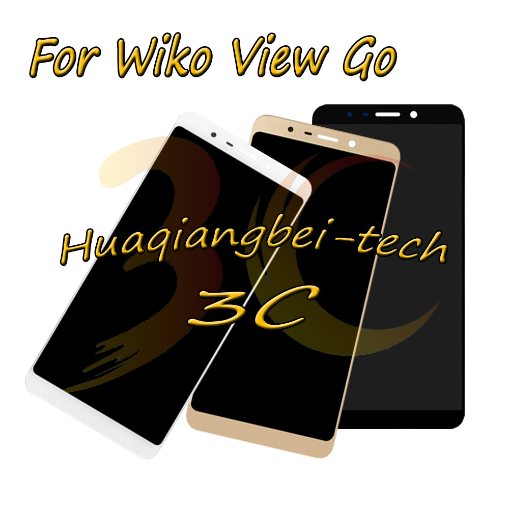 5.7 Original New 1440*720 For Wiko View Go Full LCD DIsplay + Touch Screen Digitizer Assembly 100% Tested5.7 Original New 1440*720 For Wiko View Go Full LCD DIsplay + Touch Screen Digitizer Assembly 100% Tested