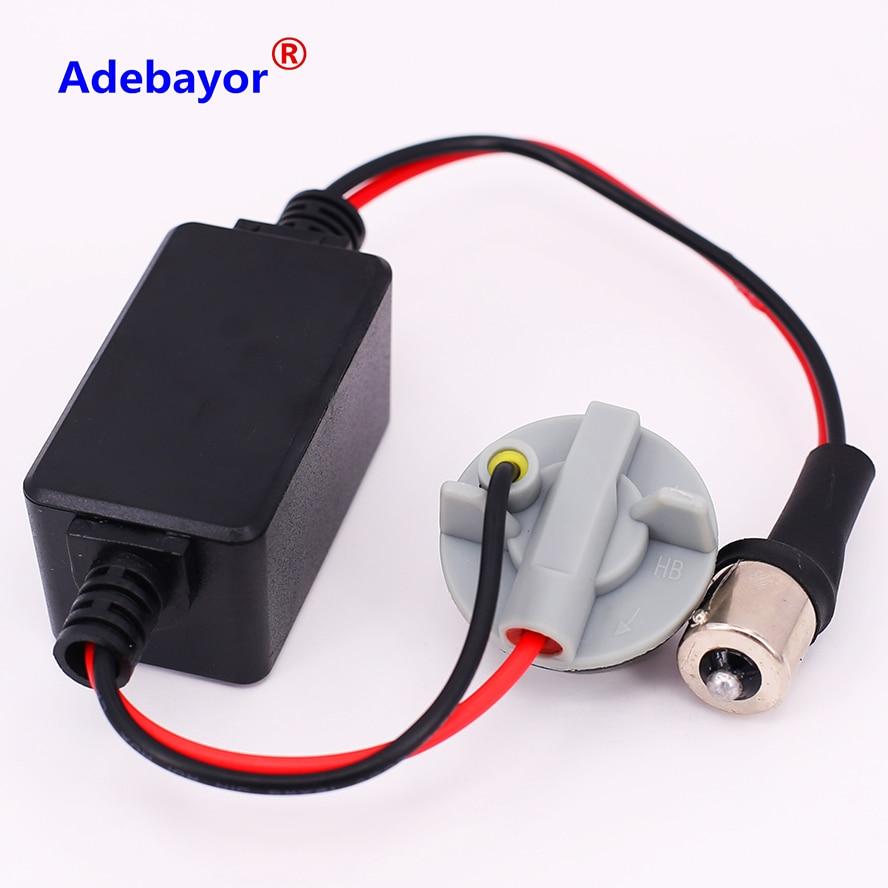2 Pcs/lot 1156 BA15S Canbus LED Light Error Free Load Resistor Auto Accessries Warning Balast Canceller Decoder Parking