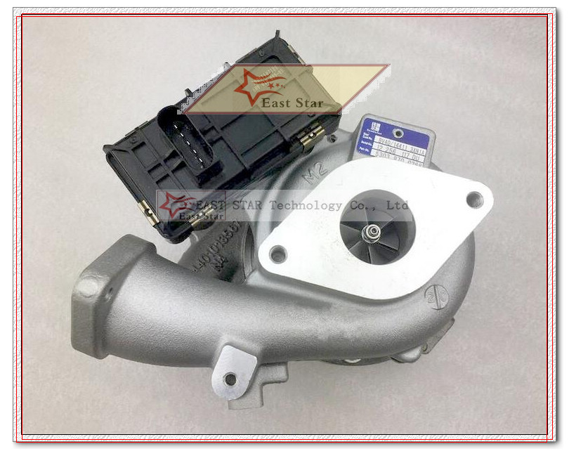 Turbo BV40 231 53039700373 53039700341 53039700339 53039700231 144113XN3A 14411-LC10A 14411-LC10B 14411-3XN3A Pour Nissan Murano