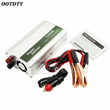1200W DC 12V to AC 220V Car Power Inverter Charger Converter for Electronic New