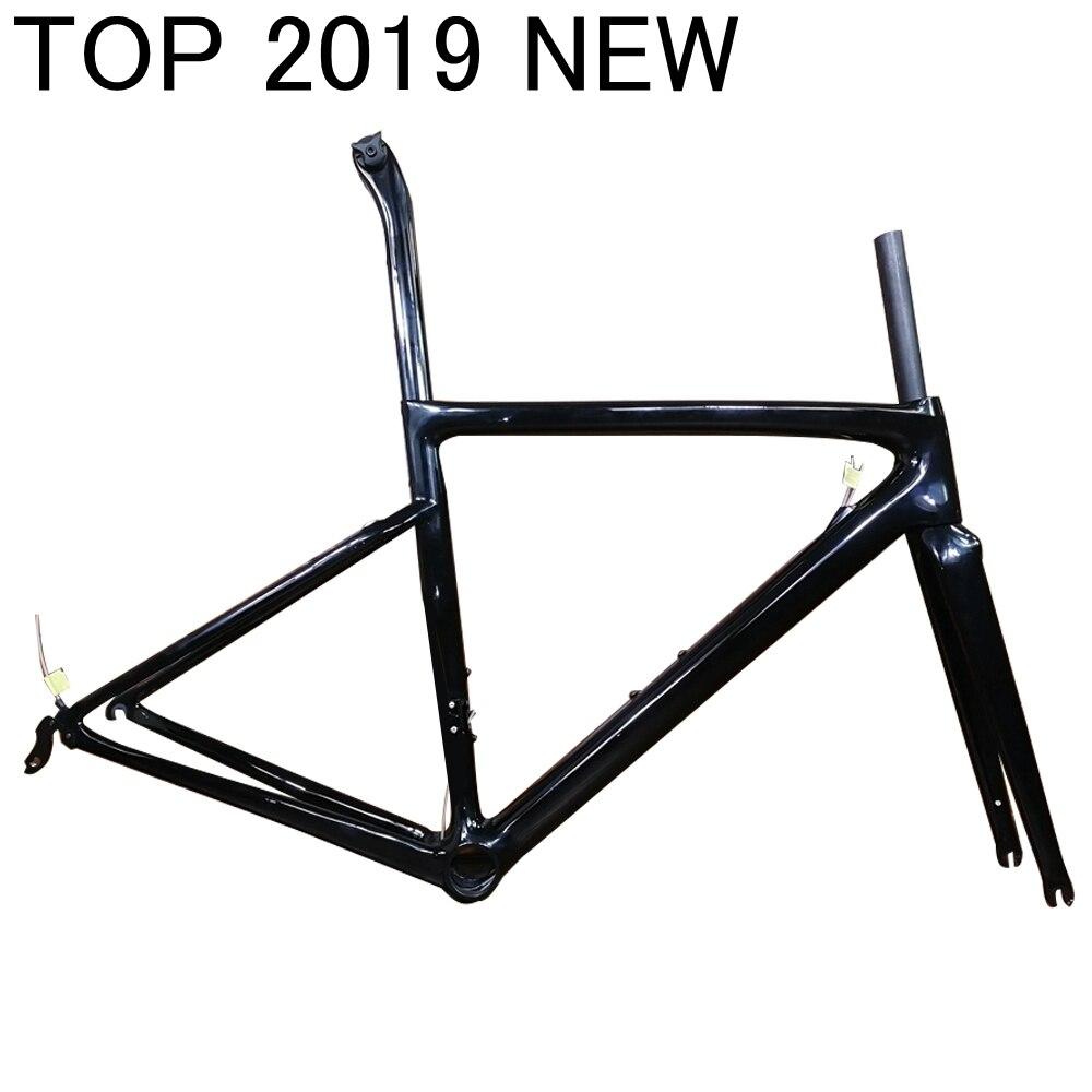 JU/_ 4Pcs Right Left Road Bicycle Brake Pads for Shimano Carbon Fiber Wheel Rim