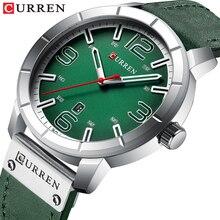 New 2019 Quartz Wrist Watch Men Watches CURREN Top Brand Lux