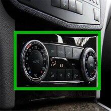 Для Mercedes-Benz W164 W251 GL350 GL450 ML350 R320 R350 ЖК-панель кондиционера кнопка переключения