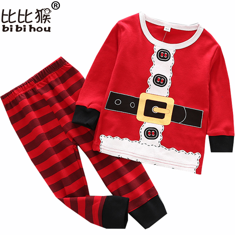 Toddler Girl Clothing Sets spring Autumn Girls Clothes Christmas T-shirt+Pant Kids Girl Sport Suit Children Clothes Tracksuit