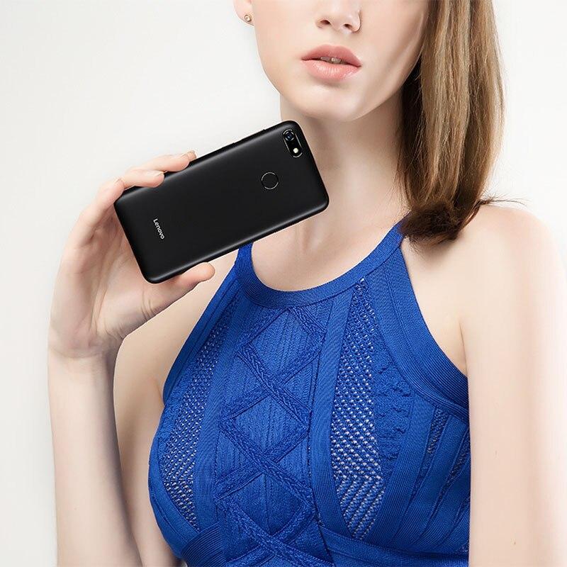 Image 4 - グローバル rom レノボ A5 3 ギガバイト 16 ギガバイトのスマートフォン MTK6739 クアッドコア 5.45  インチ画面 4 4G LTE 携帯電話 4000mAh 顔 Id 指紋    グループ上の 携帯電話