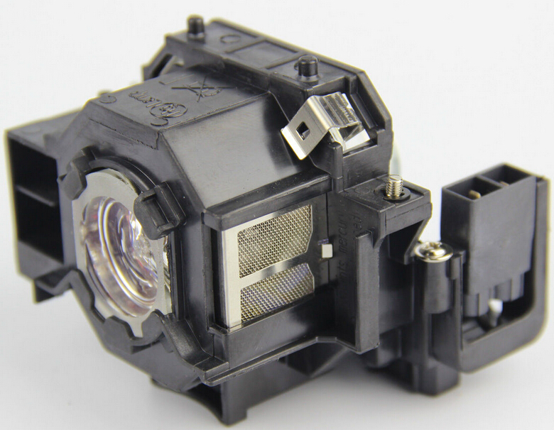 Original Lamp with housing for  EMP-83H / EMP-83HE / PowerLite 822p / PowerLite 83c / EMP-400 / EMP-400e Projectors elplp42 v13h010l42 replacement projector bare lamp for epson emp 83 emp 822h emp 822 emp 400 emp 280 h330b