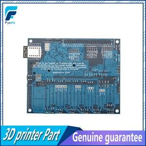 Image 3 - משובט DuetWifi דואט 2 Wifi V1.04 מתקדם 32bit אלקטרוניקה האם + Paneldue להתחבר 3D מדפסת CNC מכונות BLV MGN קובייה