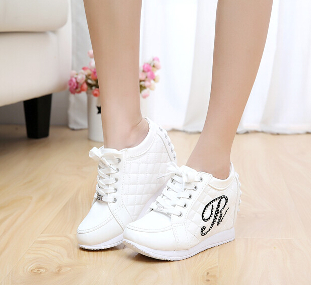 Online Get Cheap Wedge Heel Sneakers -Aliexpress.com | Alibaba Group