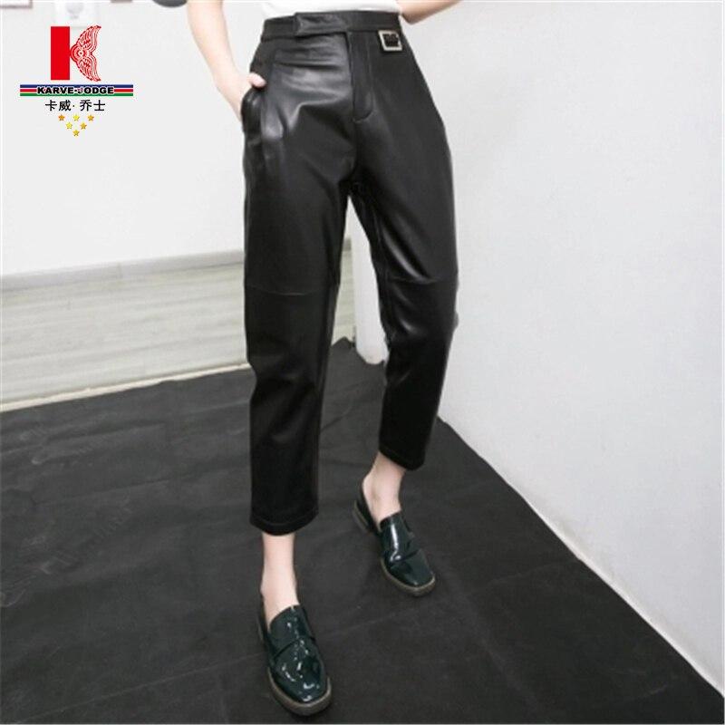 Pants Black Cheap Designer Slacks Ladies Khaki Pants -6628