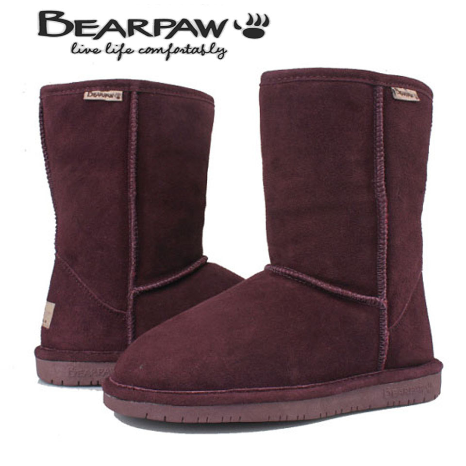 sale paw bearpaw 5825 fur one cowhide wool