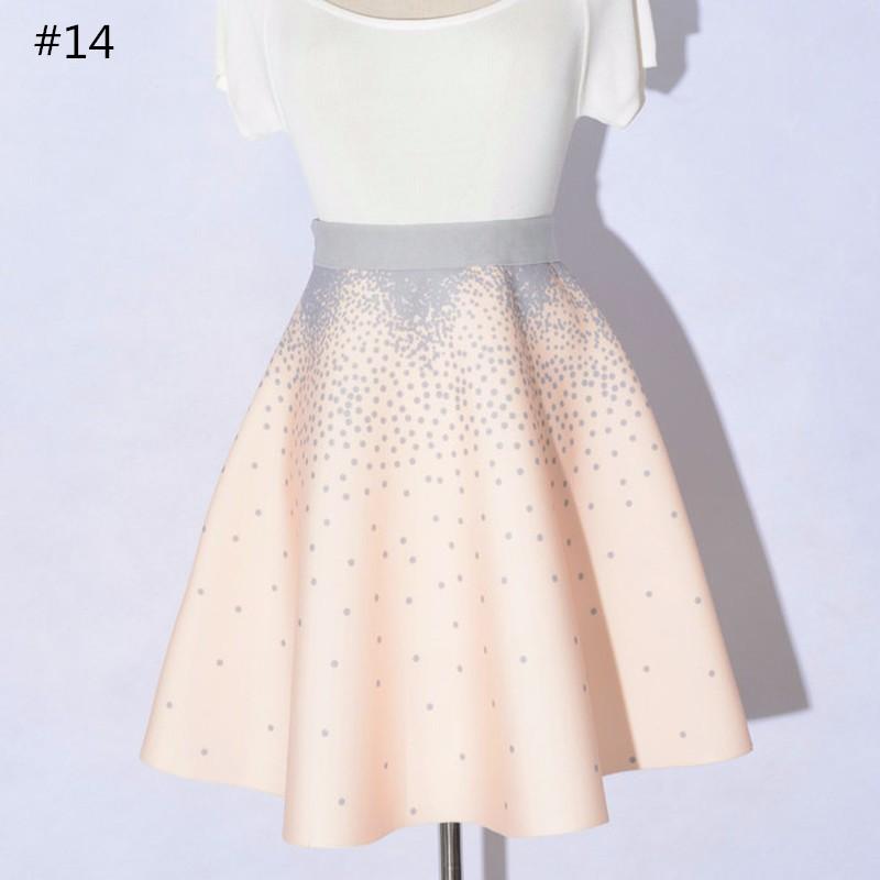 high waist skirt 16