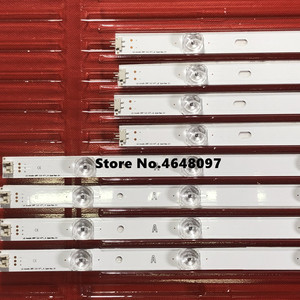 """Image 2 - Vervanging Led Strip Voor Lg 47 """"Tv Innotek Drt 3.0 47"""" 47LB6300 47GB6500 47LB652V 47lb650v LC470DUH 47LB5610 47LB565V 1Set = 8 Stuks"""